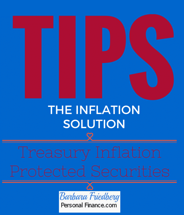 TIPs-the #inflation solution.