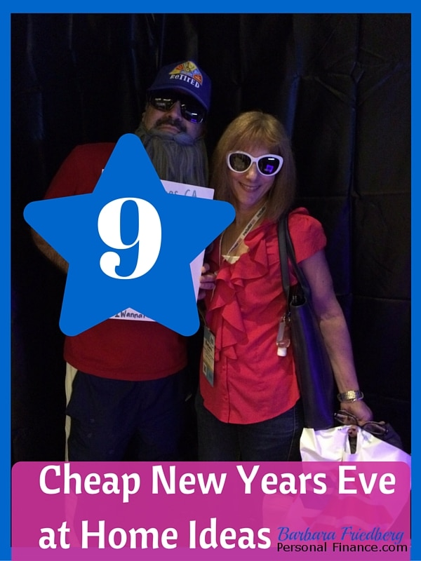 9 Cheap New Years Eve at Home Ideas