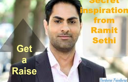 Money Help From Ramit Sethi; How to Get a Raise