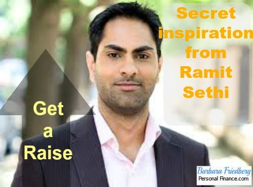 ramit sethi - how to get a raise