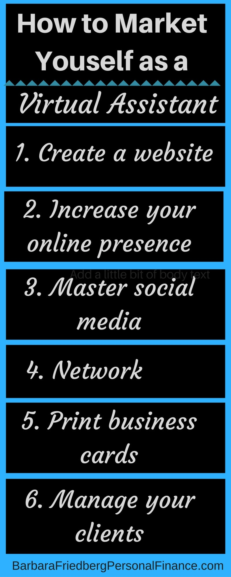 Best Virtual Assistant Marketing Tips-How to Become a VA-Part 2