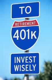 401k information