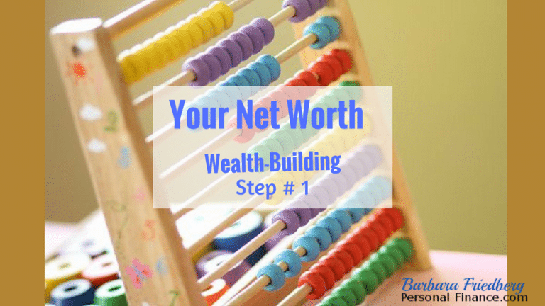 Learn how to calculate your net worth and make it grow.