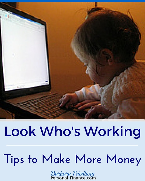 6 Tips to Make More Money (#6 is easy)