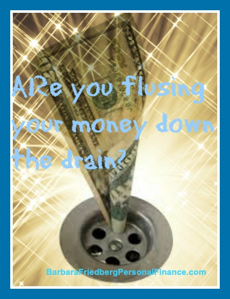 don't waste money