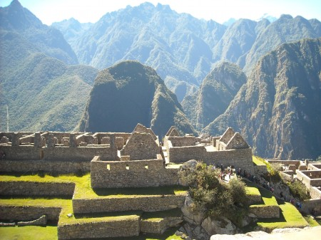 Machu Pichuu-Summer Vacation