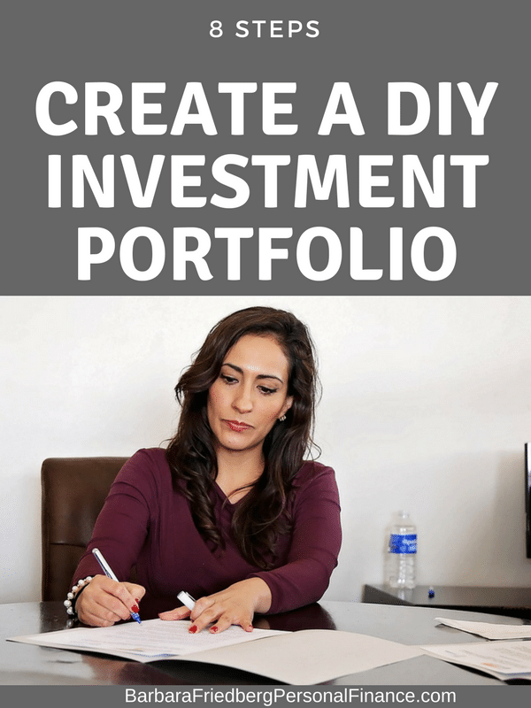 How to create a DIY diversified asset classes index fund portfolio
