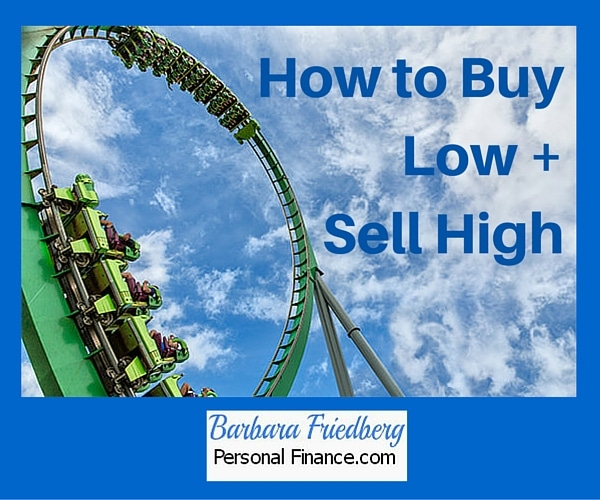 How to Buy Low and Sell High Using Dollar Cost Averaging