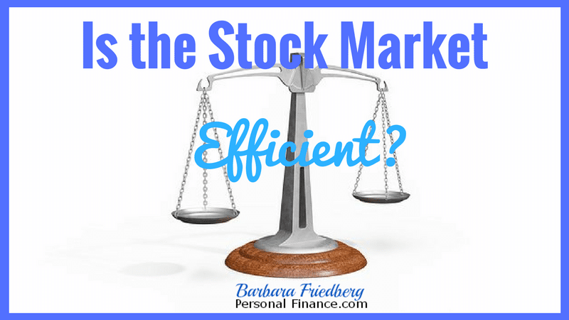 Find out if stock markets are efficient or not. Can you beat market returns?