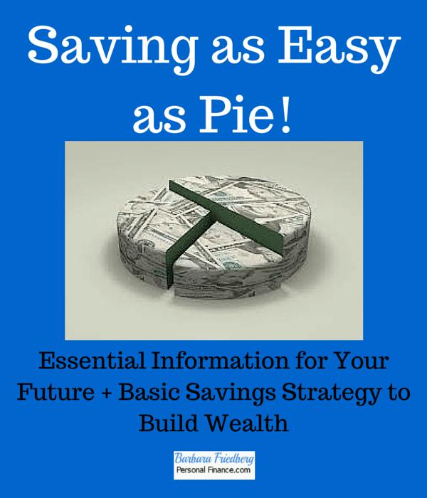 Basic Savings Strategy