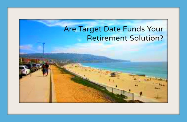 target date mutual funds retirement