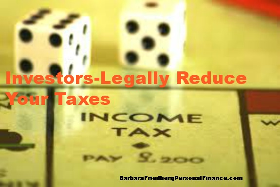 tax tips high income investors