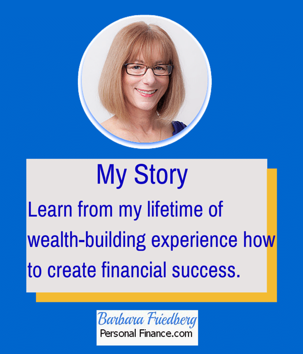 Learn wealth-building from my story