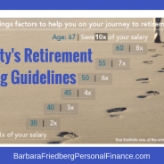 Fidelity's Retirement Saving Guidelines – Are You On Track With Your Retirement Saving?