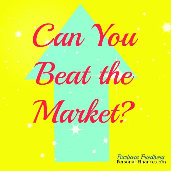 can you beat the market