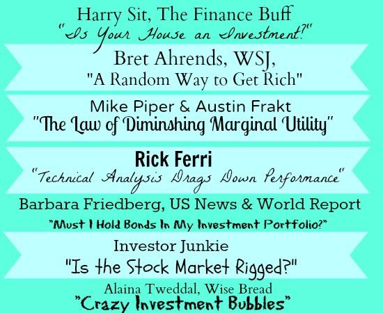 wsj, us news, rick ferri, incidental economist, wise bread