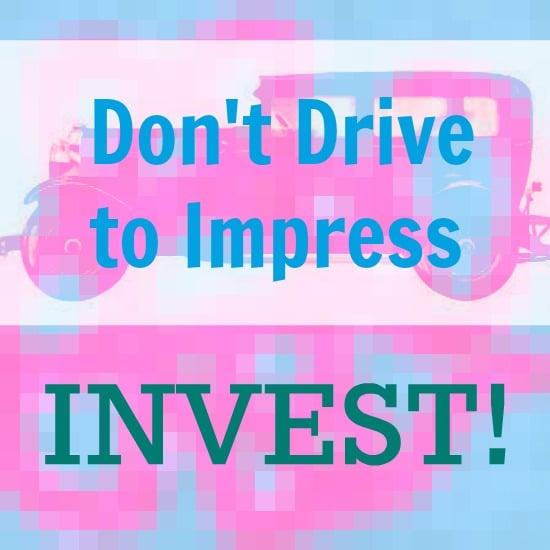 savings tip-drive a clunker