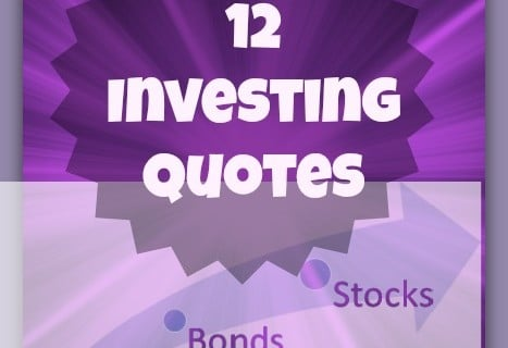 Top 12 Investing Quotes