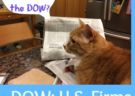 The DOW-What Everybody Ought To Know