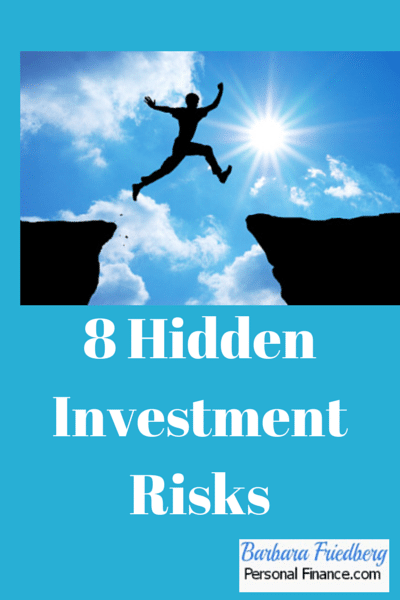 Understand hidden investment risk to prepare for market corrections