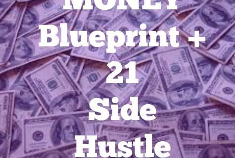 Make More Money Blueprint + 21 Side Hustle Gigs