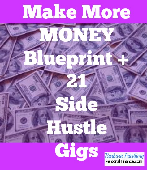Make money with side hustle jobs