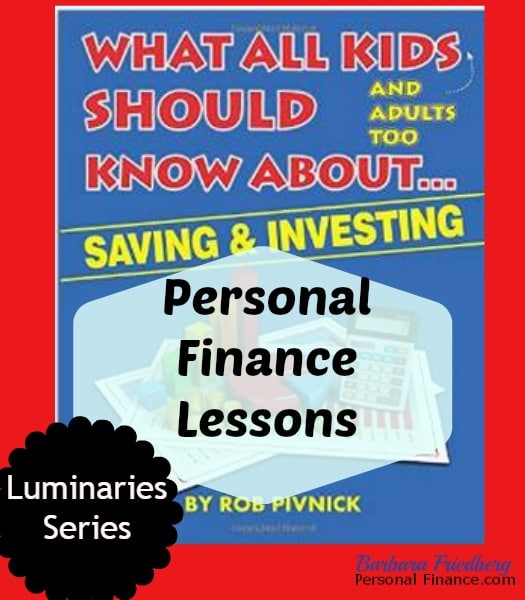 personal finance books read before