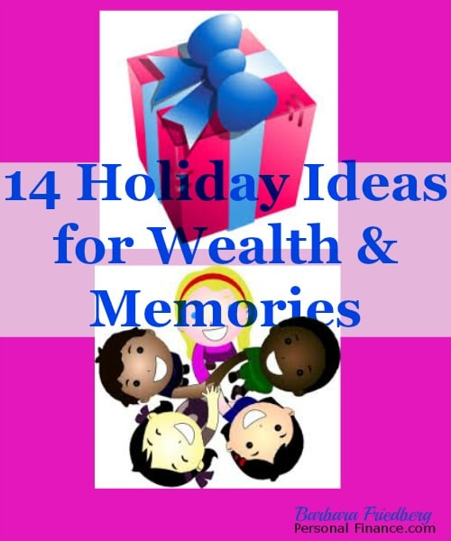 holiday activities ideas