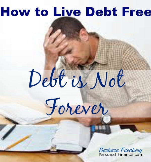 How to Live #Debt Free