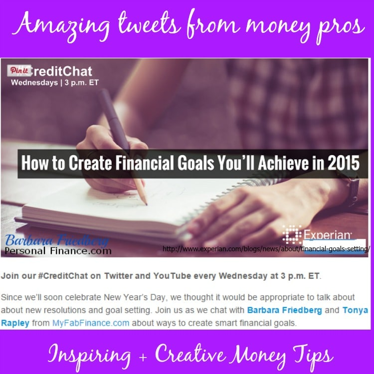 How to Create Financial Goals You'll Achieve