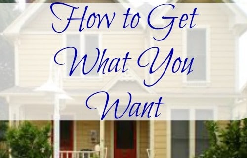 5 Tips to Get What You Really Want