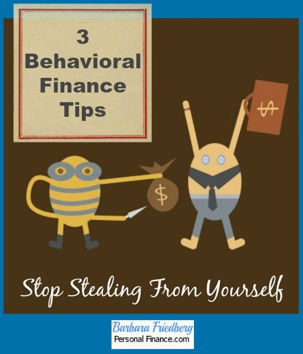 behavioral finance money management tips
