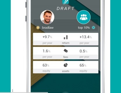 Draftapp Review-Free Investing Tool to Cut Investing Fees + Benchmark Performance
