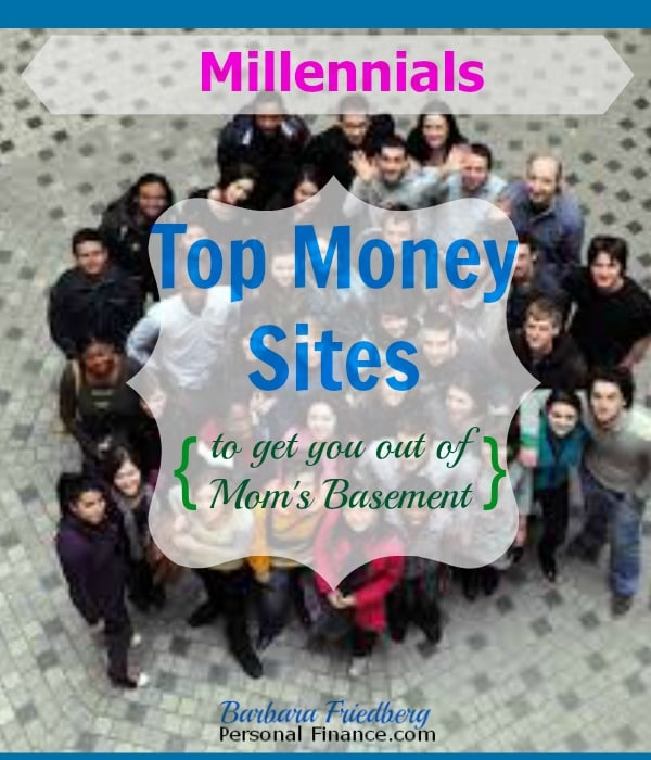 Top money sites for millennials.