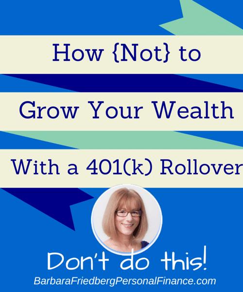 Best 401k rollover options