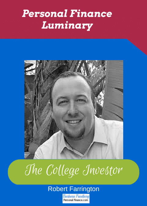 personal finance luminary college investor