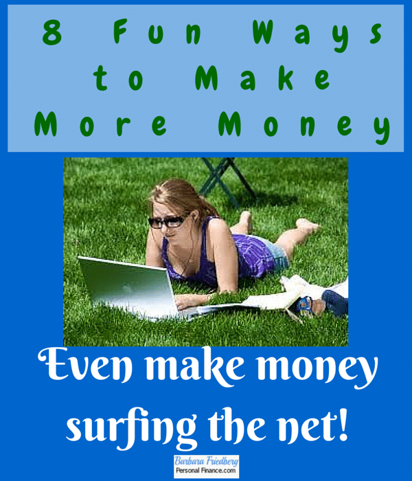 Fun Ways to Make More Money