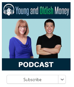 How to subscribe to Young and Oldish Money Podcast