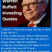 5 Inspiring Warren Buffett Investing Quotes
