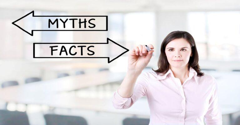 Investing myths