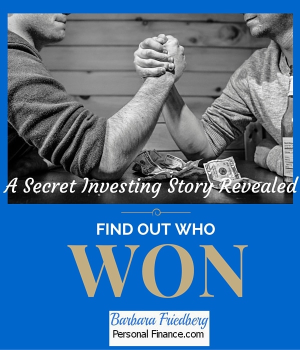 A Secret Investing Story-Find Out Who Wins the Investing Competition
