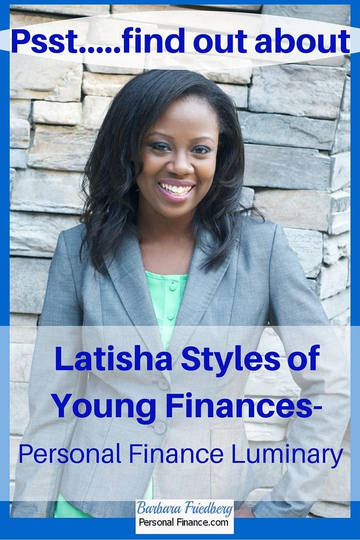 Latisha Styles Personal Finance Luminary Video Interview