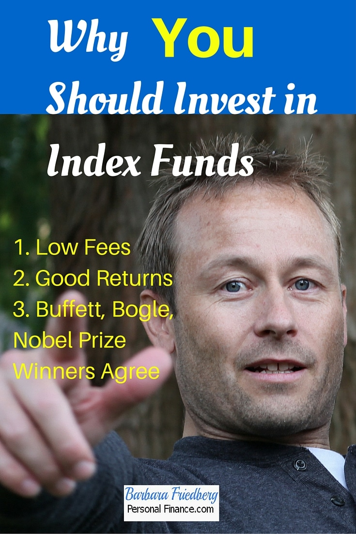 Why you should invest in index funds!
