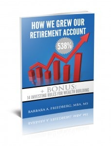 How We Grew Our Retirement Account 538%
