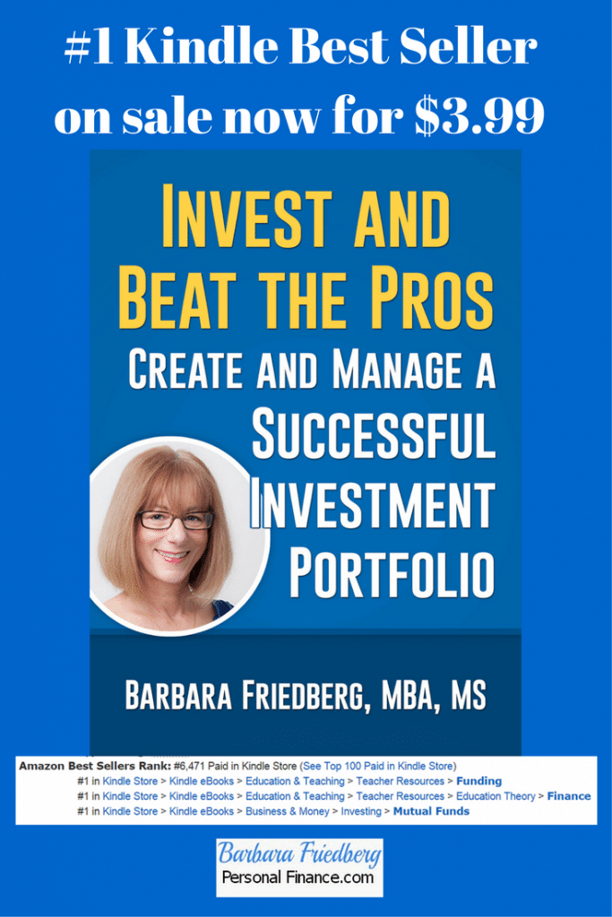 Invest and Beat the Pros - Perfect Holiday Gift for You or a Friend