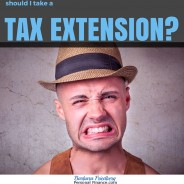 Should I Take a Tax Extension or Rush to File My Tax Forms?
