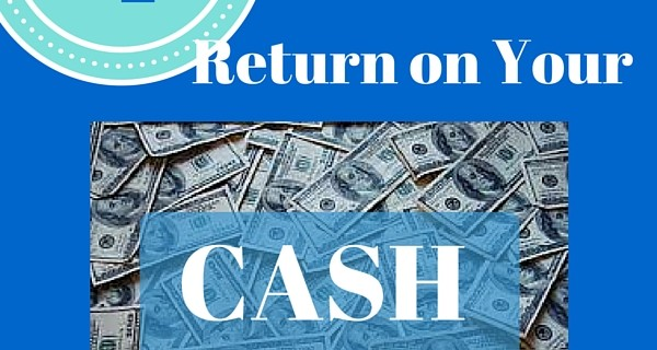 How to Get a Good Return on Your Cash – Without Too Much Risk