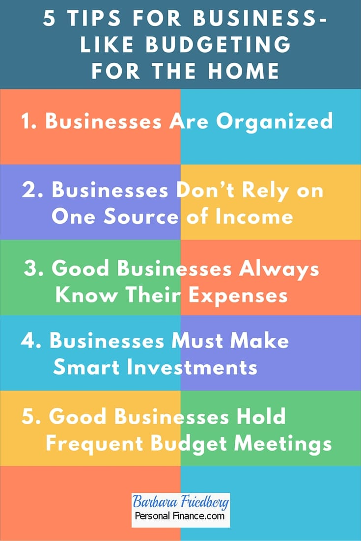 5 tips for business