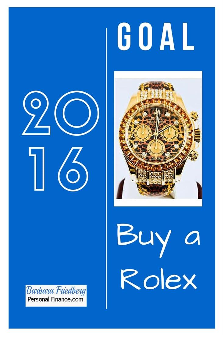 Do you need a Rolex?