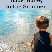 29 Fun Ways to Make Money in the Summer